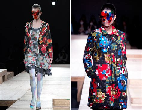 libro japanese fashion designers the pixelated fashion by kunihiko morinaga of anrealage