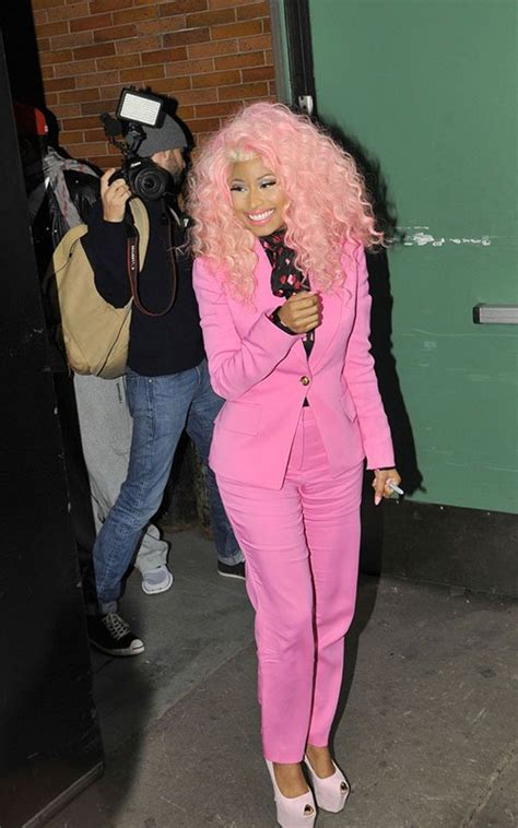 Who Wore Azzedine Alaia Better Part Deux by Or Hmm Nicki Minaj S 1 Oak Nightclub At The Mirage