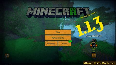 minecraft apk for android minecraft pe 1 1 3 1 1 3 1 apk android beta