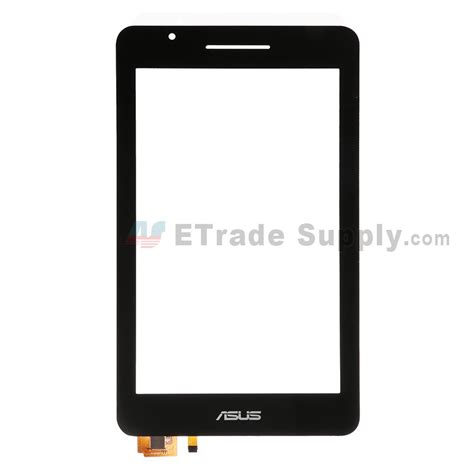 Asus Fonepad Ko12 Touchscreen asus fonepad 7 fe171cg digitizer touch screen black