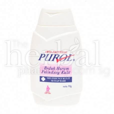 Salicyl Kf purol anti bacterial powder 90g kiong onn