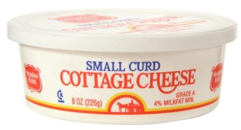 Meadow Gold Curd Cottage Cheese by Meadow Gold Cottage Cheese Small Curd