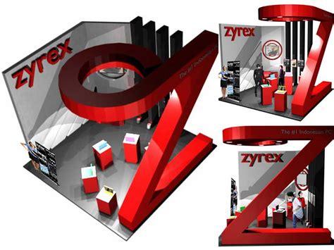 3d booth design tutorial gj11 komputer3d 3d booth design