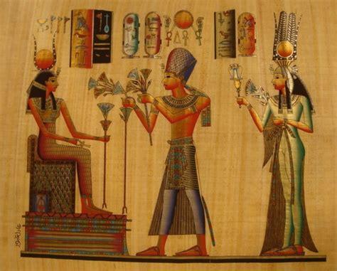 imagenes papiros egipcios papiro egipcio pp134 40x30 tienda de decoraci 243 n egipcia