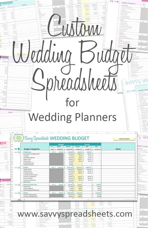 Wedding Budget Planner Spreadsheet Uk by Free Wedding Budget Planner And Wedding Budget