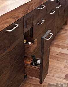 black walnut cabinets kitchen contemporary with family 1000 images about sockets plugs on pinterest plugs