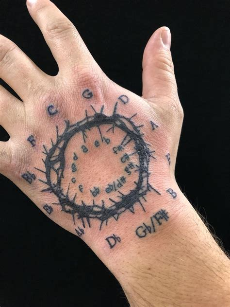 circle of fifths tattoo best 25 lake ideas on geometric