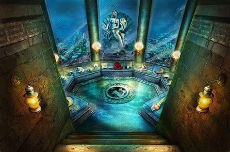 mermaid rooms hidden object games pictures