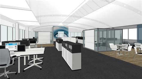 Open Floor Plan Office by Medtec Consulting Gmbh Open Office Gro 223 Raumb 252 Ro