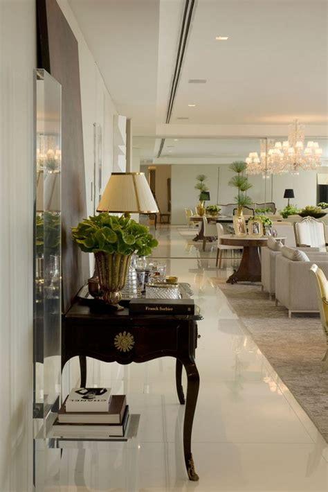 ab home interiors entrada integrados salas modelos modernos pequenos