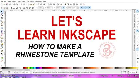 27 Make A Rhinestone Template Youtube How To Template