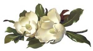 Flowers magnolias large image click to download png paint shop