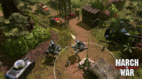 Kaos 3d The Walking Dead march of war an turn based strategy to