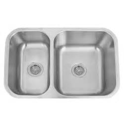 30 Stainless Steel Kitchen Sink 28 Quot Infinite Reversible 70 30 Offset Bowl Stainless Steel Undermount Sink Kitchen