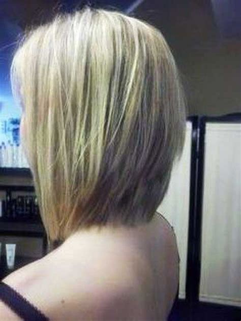 short bob styles with a subtle stacking image gallery long stacked hairstyles