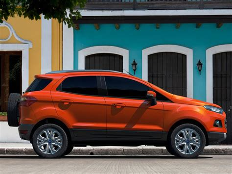 small ford cars ford ecosport 2013 the all new compact crossover 2012