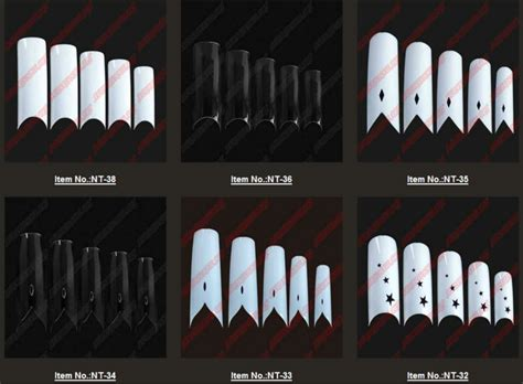 500pcs Clear Nails Half Tips Nail Extension 2014 New Arrivals Salon 500pcs Clear Half Artificial Nail