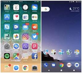 ios on android phone ios 11 vs android o which is better for you