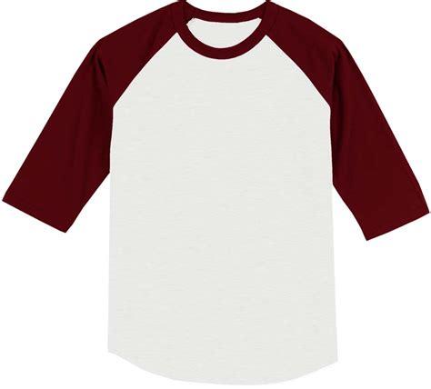 Tshirt Baju Kaos Bsd baju polos merah clipart best