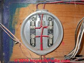 how to inspect electric meters electrical capacity or size how to estimate the electrical