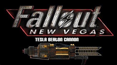 tesla beaton prototype fallout new vegas unique weapons tesla beaton