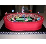 Car Race Track Birthday Cakes As Well Cake