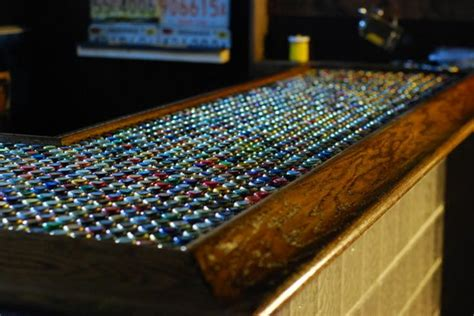 beer cap bar top beer cap bar top homebrew pinterest
