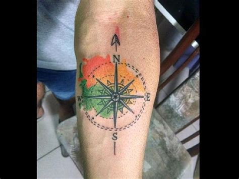 compass tattoo christian meaning compasses tattoo meaning