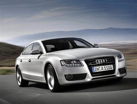 Audi A5 Sportback Tuning by Audi A5 Sportback Photos And Specs Photo A5 Sportback