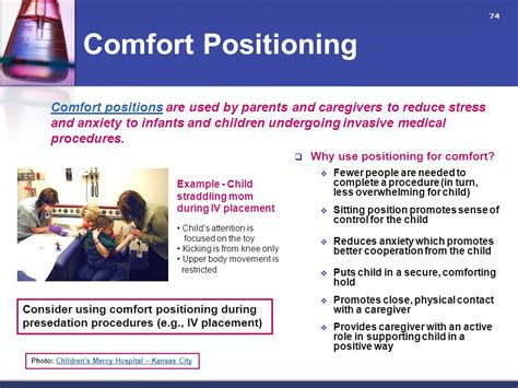comfort positioning pediatric moderate sedation ppt download