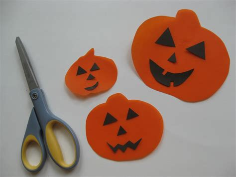 How To Make A Pumpkin With Construction Paper - creative creativity and innovation in the