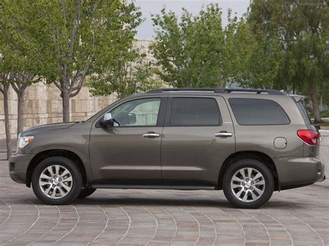 Toyota Sequo Toyota Sequoia 2011 Car Image 16 Of 34 Diesel