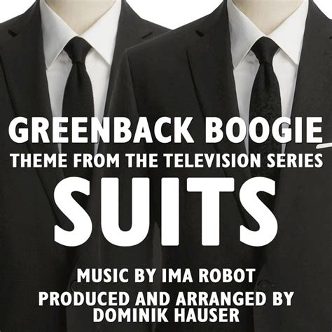 theme song lyrics for suits greenback boogie theme from the tv series quot suits cover