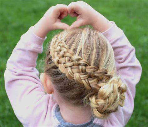 childrens haircuts and styles 40 pretty fun and funky braids hairstyles for kids