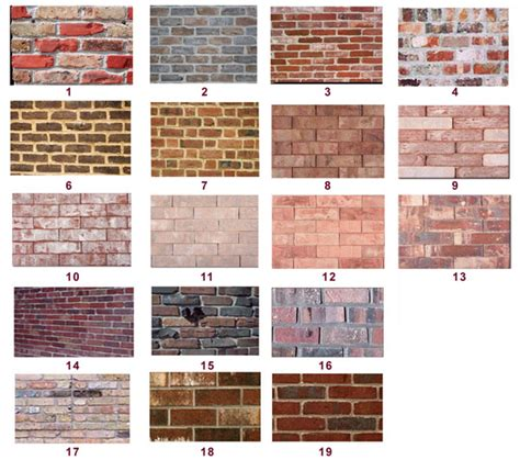faux brick finishes from revivals