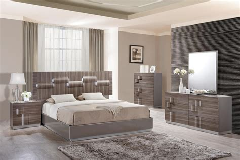 Bedroom Furniture Philadelphia Glamorous Grey Zebra Wood Led Bedroom Set Philadelphia Pennsylvania Global Adel