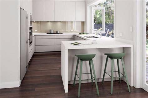 desain dapur minimalis dengan meja bar 12 ide desain dapur minimalis ukuran 2 x 2