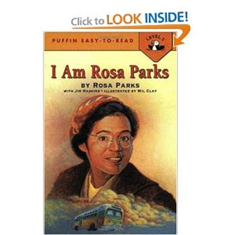 a picture book of rosa parks porter s primary book reviews quot i am rosa parks quot by