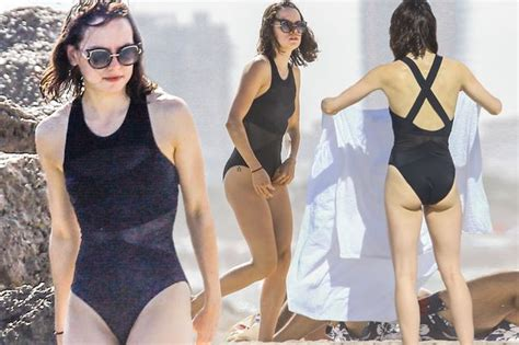 celeb sexystar look alike star wars actress daisy ridley looks out of this world in