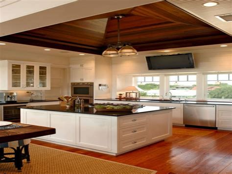 tray ceiling kitchen wood tray ceiling kitchen ideas