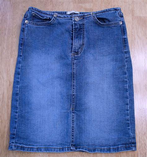 pattern for skirt from jeans tutorial denim skirt tutorial melly sews