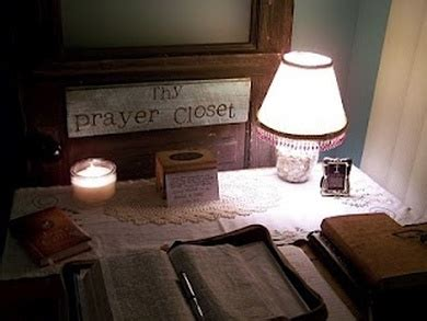 Pray In Your Closet by The Armour Bearer The King Maker God Z Gurlz Bible