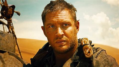 tom hardy gives mad max tom hardy is ready to start filming mad max fury road sequel