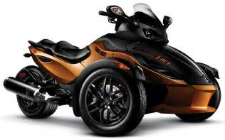 2012 can am spyder rs s review motorcycles specification
