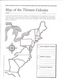 13 colonies map coloring pages