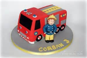 fireman sam cake fire engine cake fireman cake firefighter cakes