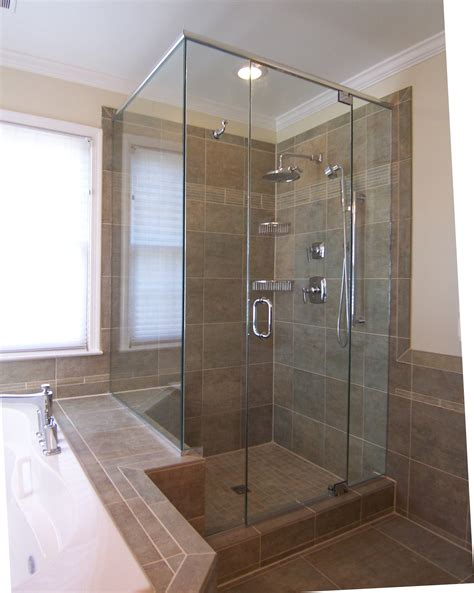 Shower Door Header Custom Frameless Shower Doors Cost Www Tapdance Org