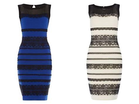 imagenes del vestido azul y negro o blanco y dorado 191 vestido es azul y negro o blanco con dorado actitudfem