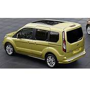 2016 Ford Tourneo Connect  Future Cars For 2017