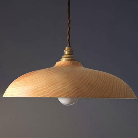 Wooden Ceiling Lights Hygge Wooden Ceiling Pendant Light By Orinoko Design Notonthehighstreet
